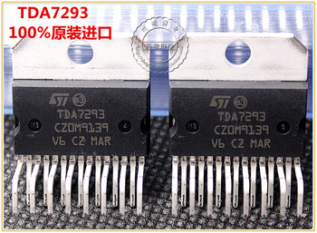 10PCS/30PCS TDA7293 chip Original imported ST ZIP-15 Brand new genuine High power amplifier IC free shipping
