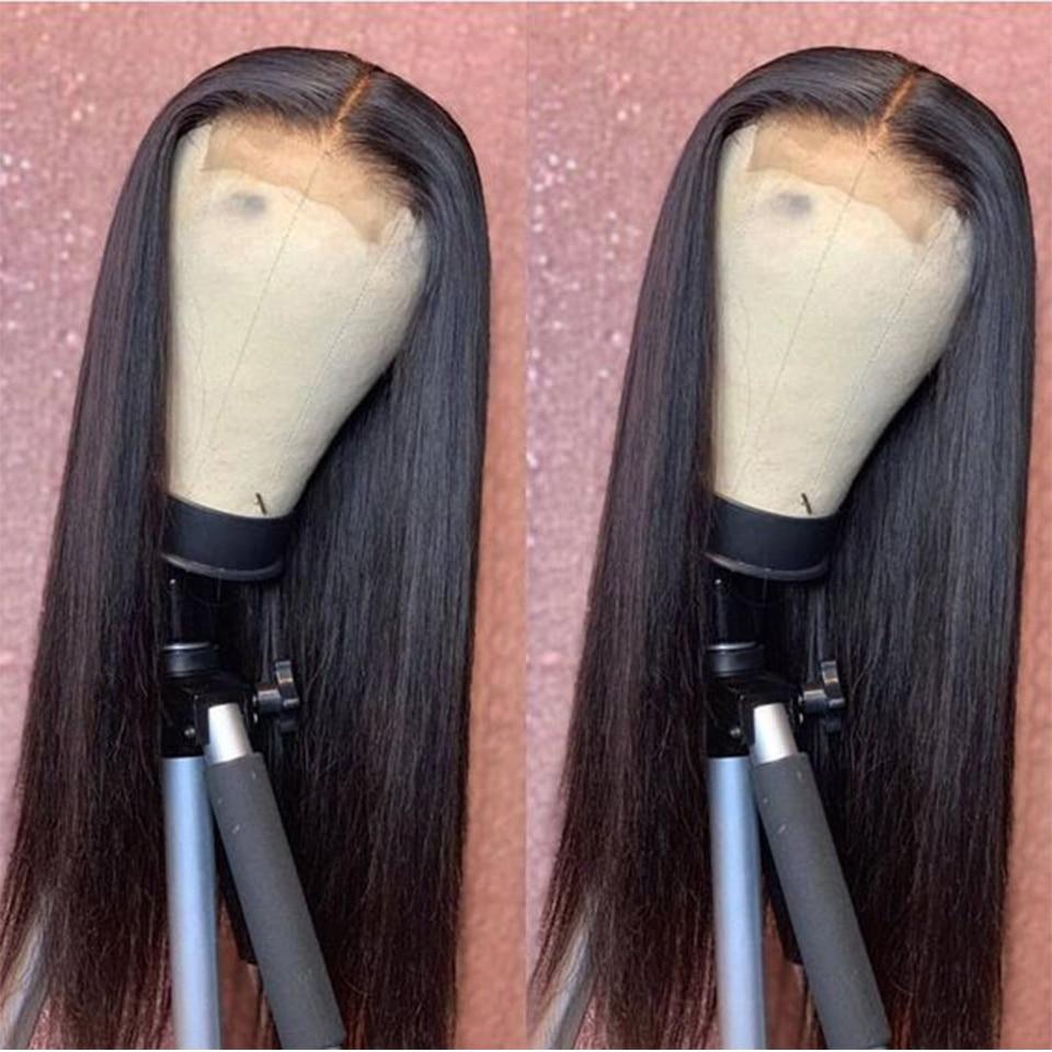 cabelo do bebê brasileiro em linha reta