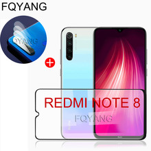 2PCS Glass For Xiaomi Redmi Note 8 Pro NOTE7 K20 Pro Camera Lens + Tempered Glass Screen Protector For Xiaomi MI 9T A3 CC9 Film usb isolation anti interference usb hub adum4160