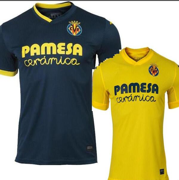 Kit de fútbol para adultos, camiseta de fútbol de Villarreal, equipación de casa, Paco Alcacer, bacca, FORNALS, angissa, EKAMBI, IBORRA, Alberto, 2020, 2021|Camisetas| - AliExpress