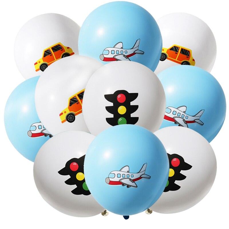 BA2800-10混色气球
