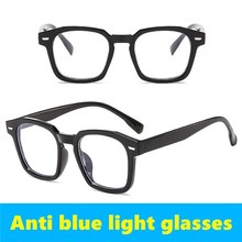 GD733518 Vintage New Blue Light Fashion Glasses Anti Rays Radiation Blocking Men Women Goggles gafas mujer/hombre
