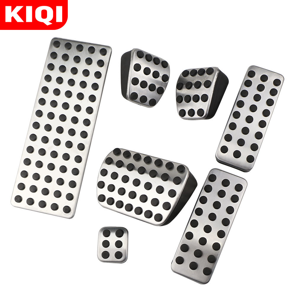Gas Brake Pedal Acessories for Mercedes Benz AMG A B CLA GLA ML GL R Class W176 W245 W246 W251 W164 W166 X164 X166 C177 X156