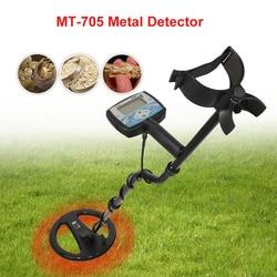 Professional MT705 705 Gold Metal Detector Underground 705 Gold Digger Treasure Hunter Finder Pinpointer Gold Detector