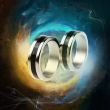 Лидер продаж Мощное магнитное магическое кольцо серебряное и