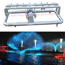 Sztuczny krajobraz mewa huśtawka fontanna fontanna inżynieria huśtawka zaprogramowana fontanna fontanna dostosowana tanie tanio HOYB01 Metal