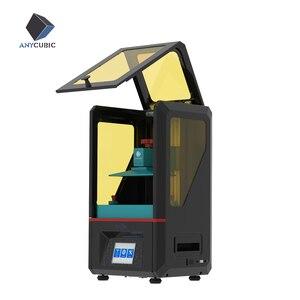 Image 1 - ANYCUBIC 3D Printer Photon UV Resin SLA Off line Print Light Cure Impresora 3d 2.8 Touch Screen LCD High Precision 3d drucker