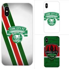 Soft Protector Cork City Fc Ierland Voor Xiao mi mi 3 mi 4 mi 4C mi 4i mi 5 mi 5S 5X6 6X8 SE Pro Lite A1 Max mi x 2 note 3 4(China)