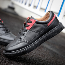 цена на Spring Autumn New Popular Style Men Casual Shoes  Lace Up Comfortable Shoes Men Soft Lightweight Outsole Hombre Free Shipping