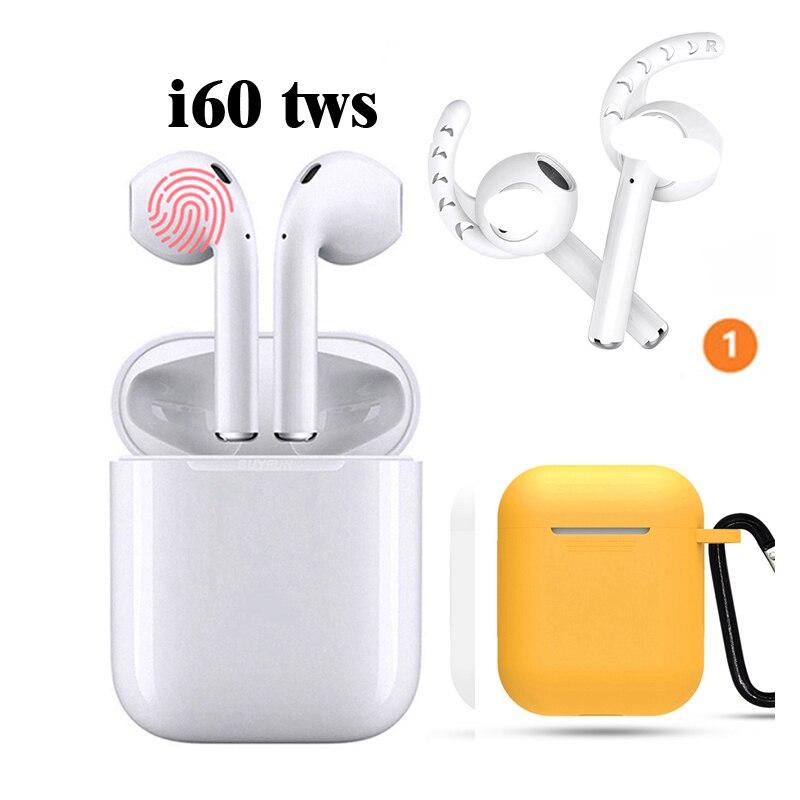 Vieille ville i60 tws i60tws sans fil Bluetooth casque 5.0 tactile subwoofer PK i10 i11 i12 i13 i14 i15 i16 i18 i19 i20 w1 puce 1:1