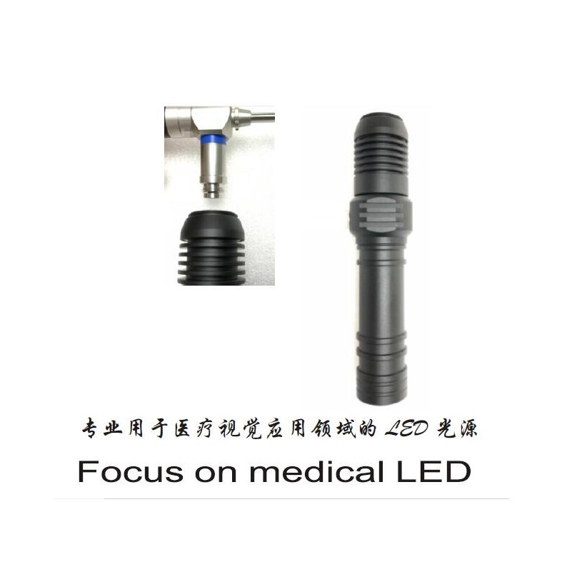 Highest Lighting Niform Brightness Portable Endoscope Light Source And Endoscopy Lamp For Clinical Examination ENT Lamp FT105