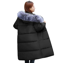 New 2019 Fashion Winter Jacket for Women Plus size 7XL Outer