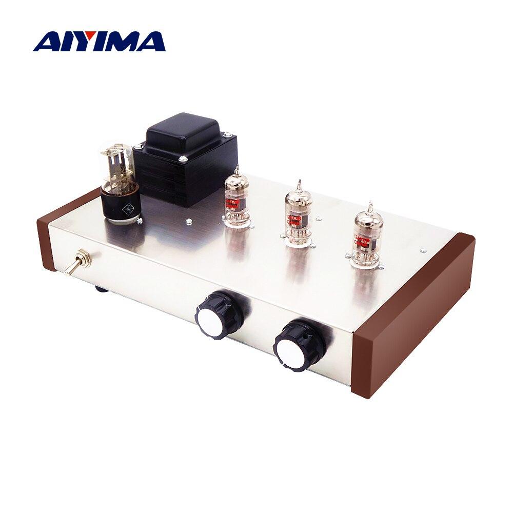Douk Audio 12AX7 Vacuum Tube Pre-Amplifier HiFi Stereo Valve Pre-Amp Marantz M7