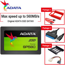 "ADATA ssd 1tb disco duro solido ssd 240 GB 120GB 480GB 960GB 1 TB hdd 2.5 ""solid state drive for hard disk ssd HP PC laptop HD sata 3 ssd external ssd schijf computer ssd жесткий диск harde schijf(China)"