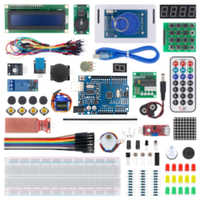 NEWEST RFID Starter Kit for Arduino UNO R3 Upgraded version Learning Suite With Retail Box electronic DIY KIT