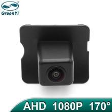 GreenYi 170 градусов 1920x1080P HD AHD Автомобильная камера заднего вида для Mercedes Benz ML M W164 ML350 ML330 ML63 автомобиль