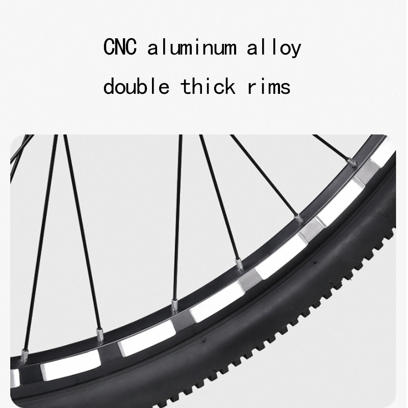 Mountain bike masculino estudante deslocando bicicleta adulto