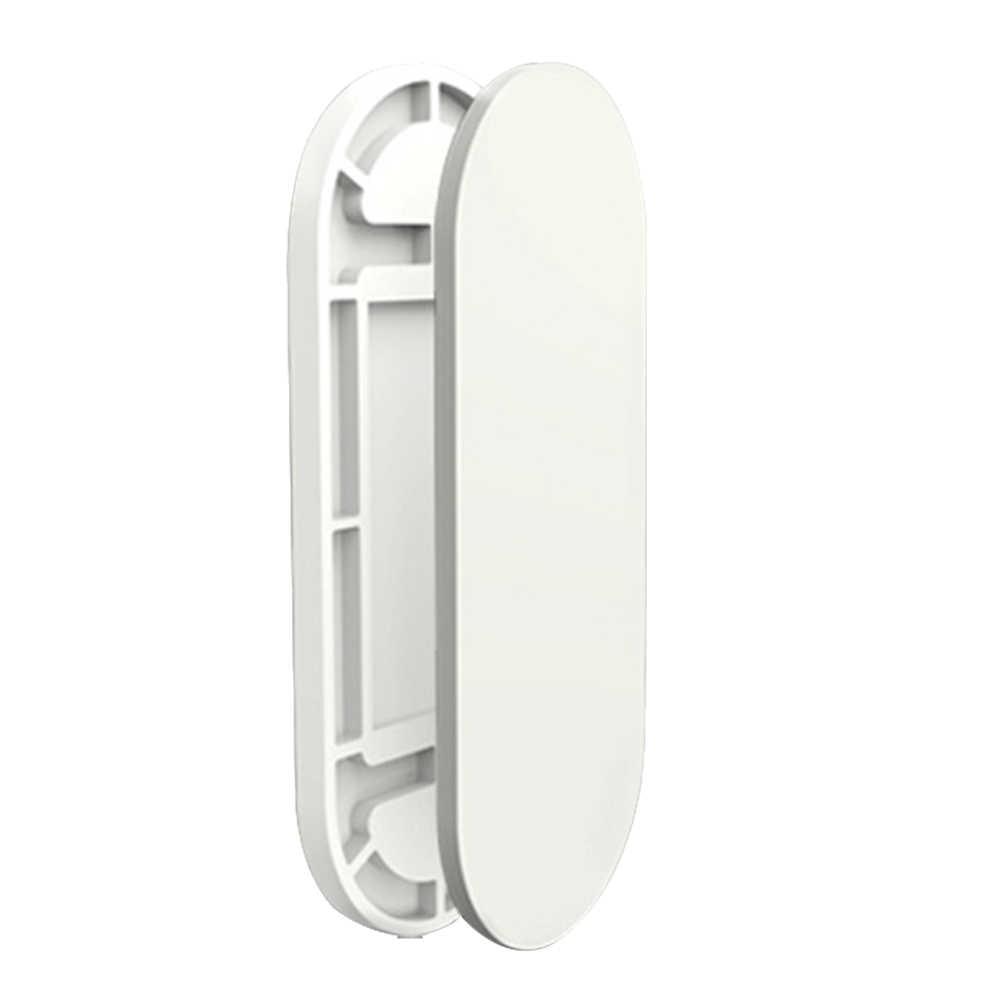 Bez szwu wielokrotnego użytku do montażu na ścianie wymienny Organizer do kabli zasilania uchwyt taśmy samoprzylepne Home gniazdo stabilizator dla Router wi-fi