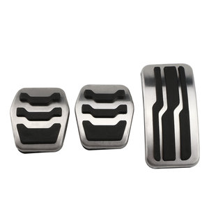 Image 5 - Color My Life Stainless Steel Car Pedal Pads Pedals Cover for Ford Focus 2 3 4 MK2 MK3 MK4 RS ST 2005 2020 Kuga Escape 2009 2020