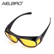 Night Vision Driver Goggles Unisex HD Vision Sun Glasses Car Driving Glasses UV Protection Sunglasses Eyewear