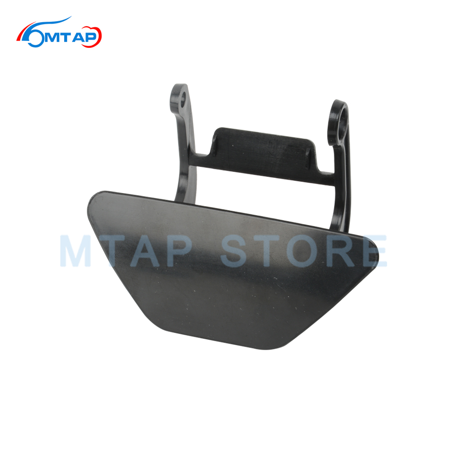 Headlight <font><b>Washer</b></font> Nozzle <font><b>Cover</b></font> Cap With Bracket For BMW 2009-2013 F10/11 520 523 525 528 530 535 550 <font><b>HeadLamp</b></font> Water Spray Lid image