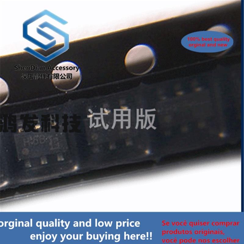 5pcs 100% Orginal New TPC6901A PNP + NPN Composite Dual Triode Patch VS-6 SOT-163 23-6