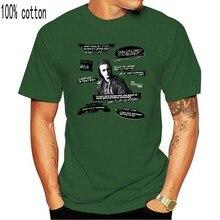 Men tshirt John Murphy + quotes T100 T Shirt women T-Shirt tees top