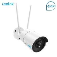 Reolink RLC 410Wセキュリティカメラ4MP 2.4グラム/5ghz無線lan onvif赤外線ナイトビジョンIP66防水弾丸屋外屋内surveillan