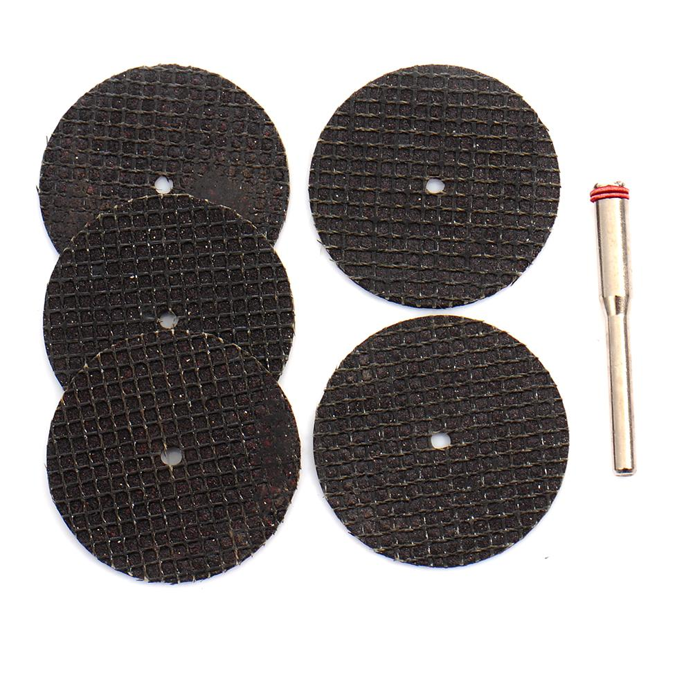 5pcs/Set Cutting Disc Tool For Cutting Stone Diamond Abrasives Tool Rotary Tool Circular Saw Blades Diamond Grinding Wheel