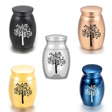 Ashes-Container Memorial Cremation-Urns Small Birds Keepsake Urns Human-Ashes for Pet-Cat-Dog