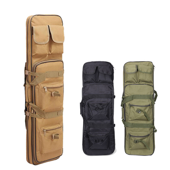 81cm / 94cm / 115cm Tactical Airsoft Rifle Gun Holsters Square Gun Case Hunting Rifle Gun Carry Shoulder Bag Outdoor Sport Bag