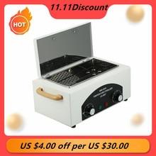 300w Dry Heat High Temperature Sterilizer Vet Tattoo Dental Medical Autoclave Manicure tool sterilizer For Nails Pedicure Salon