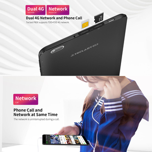 Image 4 - Teclast P80X 4G Tablet Android 9.0 Netbook Phablet Tablets 8 inch 1280 x 800 SC9863A Octa Core 2GB RAM 32GB ROM GPS Dual Camera