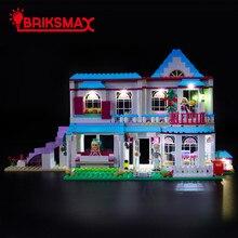 BriksMax Light Kit For Friends Series 41314 Stephanie's House Building Blocks Lighting Set (NOT Include The Model)