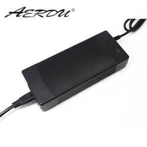 Image 5 - AERDU 7S 29.4V 4A 24v li ion battery pack charger Desktop type fast Power Supply Adapter EU/US/AU/UK AC DC 5521 Converter quick