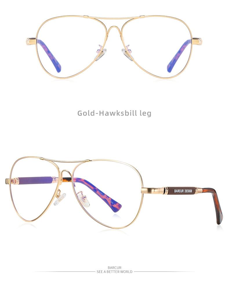 FRISHAY Design Titanium Alloy Sunglasses Polarized Men's Sun Glasses Women Pilot Gradient Eyewear Mirror Shades Oculos De Sol