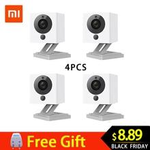 Mijia Xiaofang 110 градусов F2.0 8X1080 P цифровой зум смарт-камера IP wifi Беспроводная камера