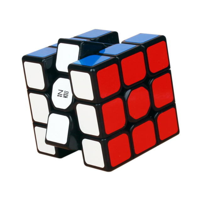 QiYi 3x3x3 Sail Magic Cube Warrior W Speed QiYi Cube stickerless Professional Puzzle Cubes Educational Toys For Children 4