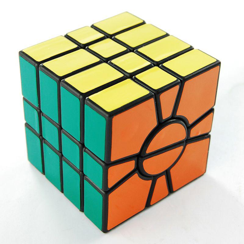 QJ Professional Magic Puzzle Cube Super Square One Speedcube