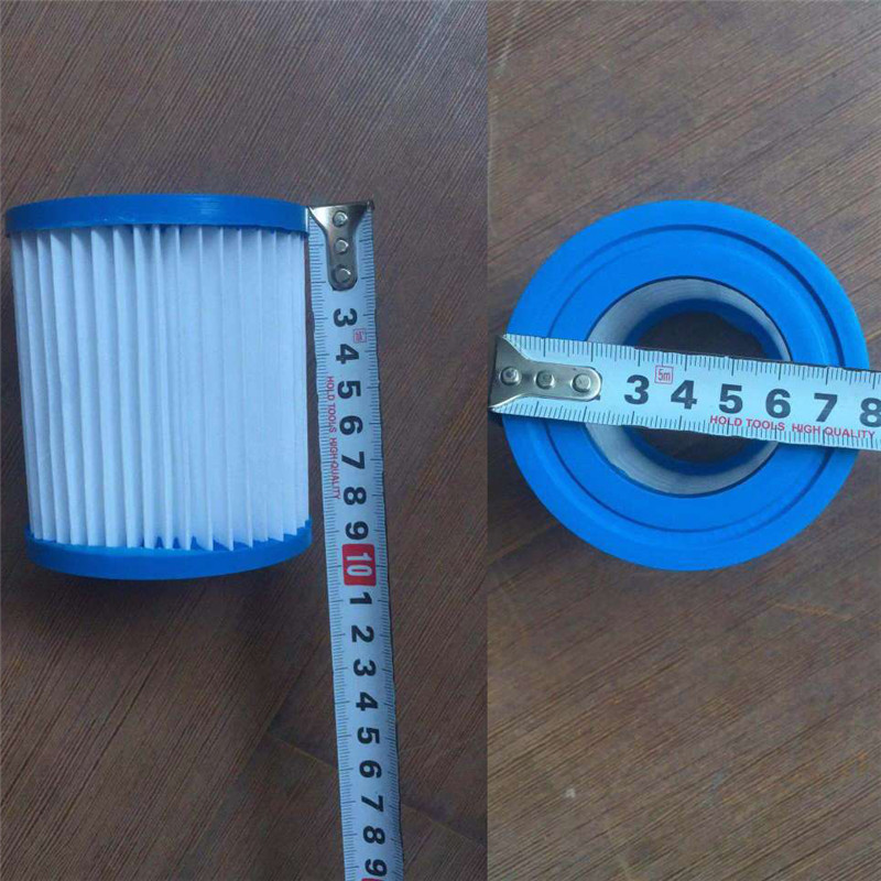 Image 4 - Swimming Pool Filter Water Pump Filter Pump 4 X Lazy Lay Z Spa Filters Cartridge Vegas Monaco Miami Palm Springs Size VI-in Cleaning Tools from Home & Garden