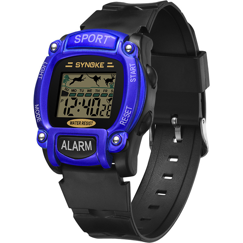 SYNOKE Children Watches For Boys Electronic Designer For Children Child Clock Baby G Watch Electronic Wrist Watche Montre Enfant