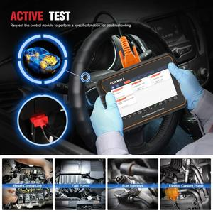 Image 2 - Foxwell GT60 Plus Full System OBD2 Automotive Scanner Actuation&Coding ABS Bleeding DPF ODB2 OBD 2 Car Auto Diagnostic Tool
