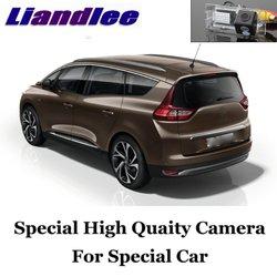 Liandlee samochód kamera wsteczna dla Renault Grand Scenic 3 III JZ 2009 ~ 2016 HD CCD Night Vision Auto kamera parkowania NTSC w Kamery pojazdowe od Samochody i motocykle na