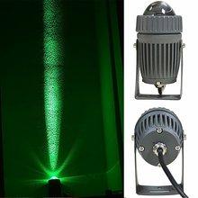 Профессиональный оптический дизайн открытый светодиод прожектор 10 Вт светодиод пятно свет с узкий лампа угол поток свет с 100 240 В освещение