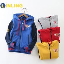 Clothing Spring Long-Sleeve LINLING Baby-Girl Boys Kids Children's Unisex Autumn V446