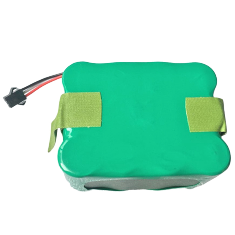 Hot Sale 14.4 V Ni-MH 3500 MAh Robot Rechargeable Battery Pack Battery For KV8 / 510B / S350 CleannaXR210 Series