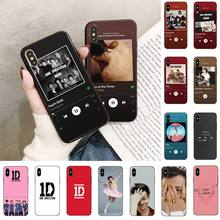 One direction Harry Styles Album song Phone Cover For iPhone 11 8 7 6 6S 7 8 plus X XS MAX 5 5S XR 12 11 Pro max se 2020 Case