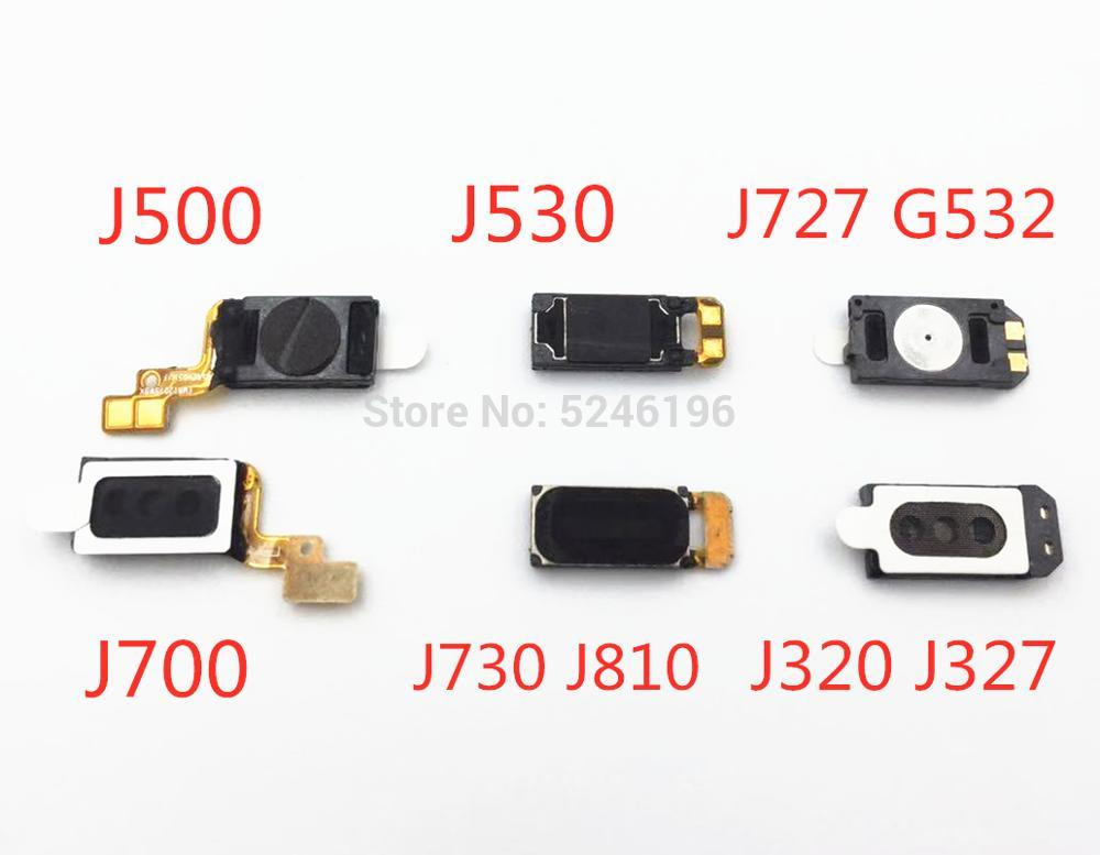 1pcs Ear Earpiece Speaker Flex Cable For Samsung Galaxy J500 J700 J530 J730 J810 J727 G532 J320 J327 Headphone Jack Audio Repair