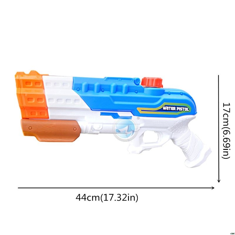 4 Nozzles Water Blaster Toy Gun 1200cc 13