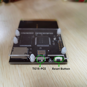 Image 2 - DIY 500 in 1 PCE Turbo GrafX Game Cartridge for PC Engine Turbo GrafX Game Console Card